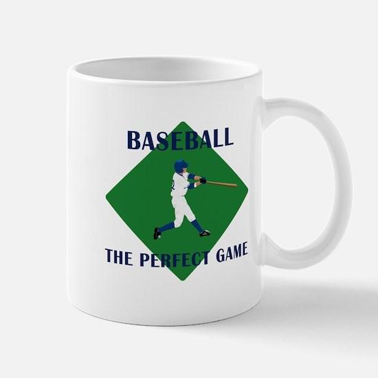Baseball The Perfect Game Mug