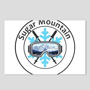 Sugar Mountain - Sugar Postcards (Package of 8)