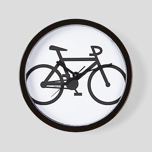 Klaar Bike Wall Clock