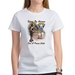 Take The Human For A Walk Women's T-Shirt