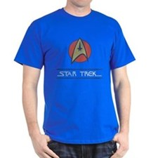 Vintage Star Trek Dark T-Shirt