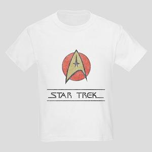 Vintage Star Trek Kids Light T-Shirt