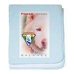 Power Speed Balance Infant Blanket