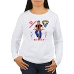 How WoofDriver Rides Women's Long Sleeve T-Shirt