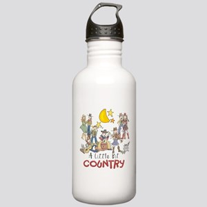 Little Bit Country Stainless Water Bottle 1.0L