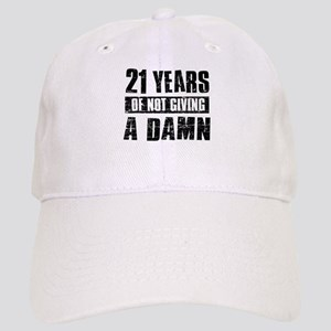 21 years of not giving a damn Cap