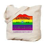 Cambridge Men's Group Tote Bag (2-sided)