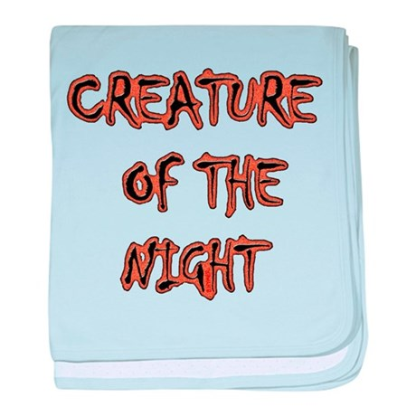 Night Creature Infant Blanket