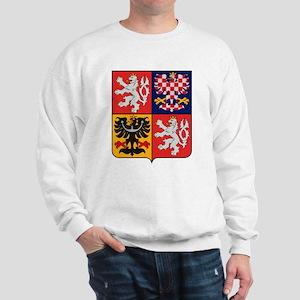 Czech Republic Coat of Arms Sweatshirt