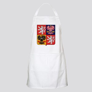 Czech Republic Coat of Arms BBQ Apron