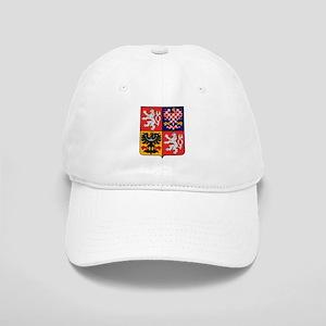 Czech Republic Coat of Arms Cap