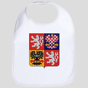 Czech Republic Coat of Arms Bib