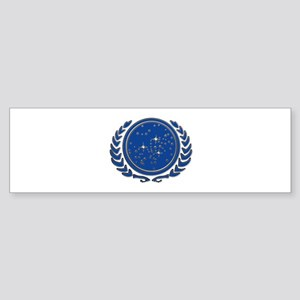 United Federation of Planets Sticker (Bumper)