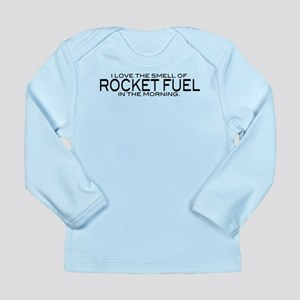 Rocket Fuel Long Sleeve Infant T-Shirt