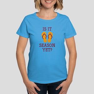 Flip Flop Season Women's Dark T-Shirt