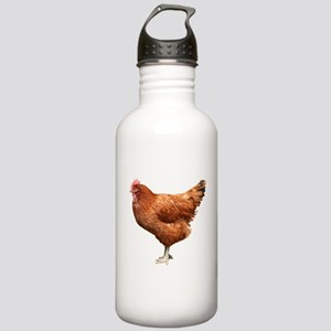 Red Hen Stainless Water Bottle 1.0L