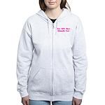 Chlamydia Free Women's Zip Hoodie