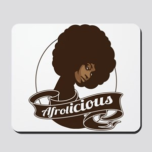 Afrolicious Mousepad
