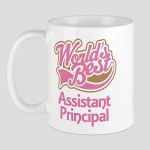 Worlds Best Assistant Principal Mug