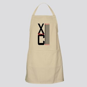 XC Run Run BBQ Apron