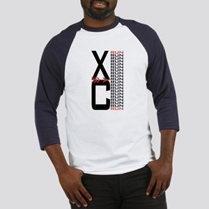 XC Run Run Baseball Jersey
