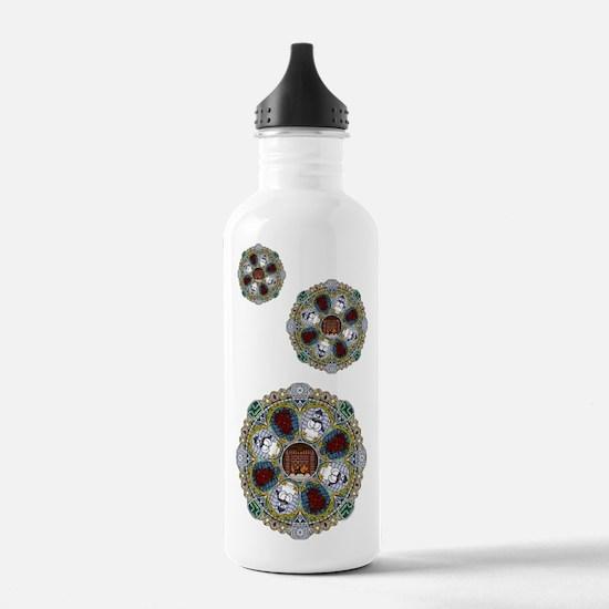 Winter Nouveau Water Bottle