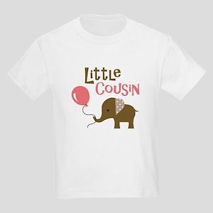 Little Cousin - Mod Elephant Kids Light T-Shirt