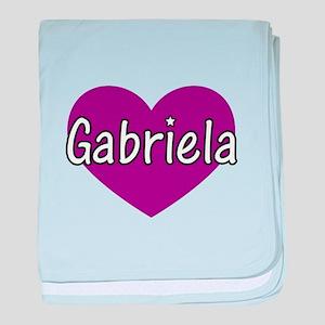 Gabriela Infant Blanket