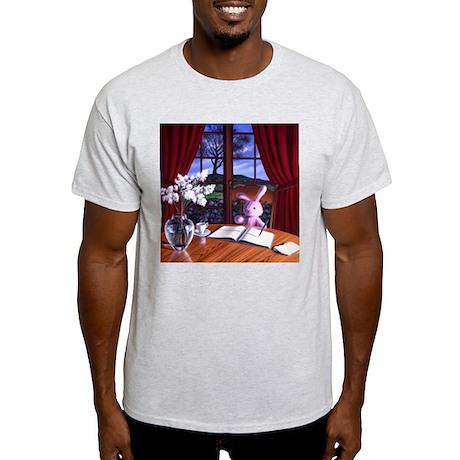Aunt Dimity's Death Light T-Shirt