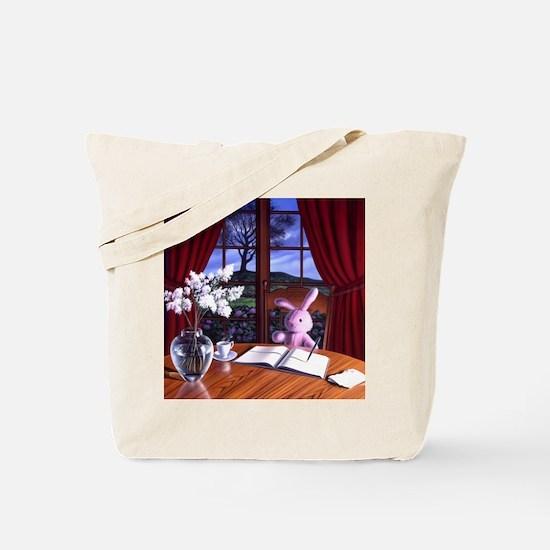 Aunt Dimity's Death Tote Bag