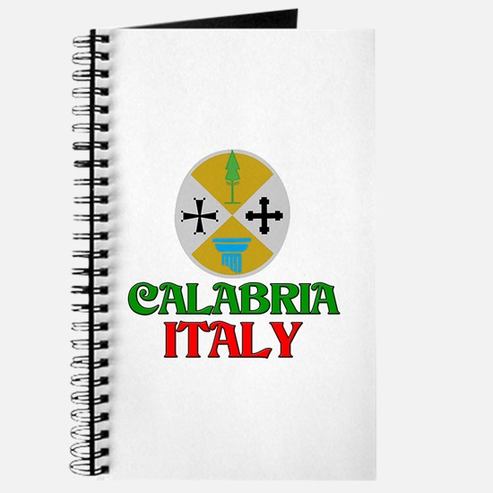 Calabria Italy Journal
