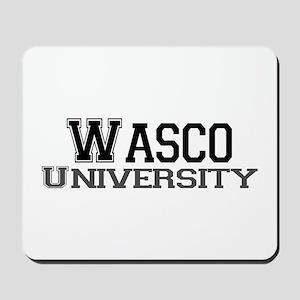 Wasco University Mousepad