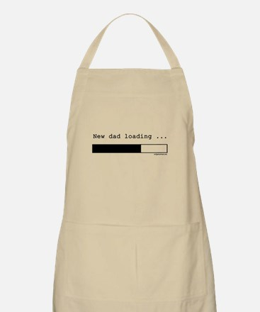 New dad loading Apron