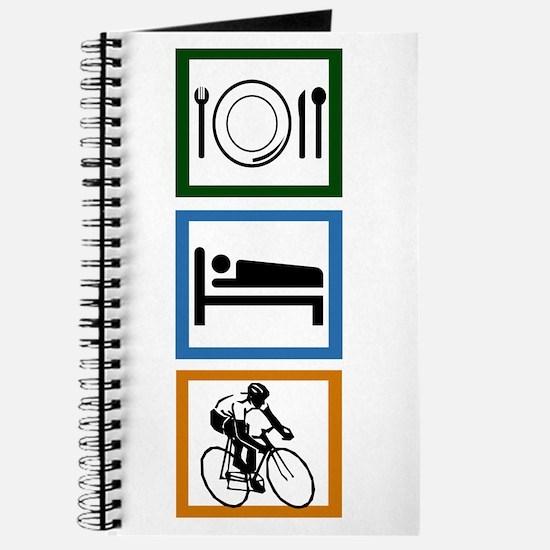 Eat Sleep Bike Ride Journal