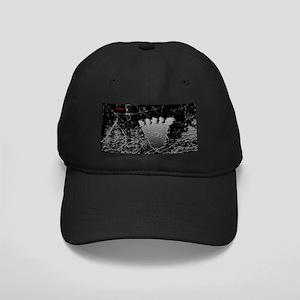 Neon Foot Black Cap