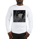 Neon Foot Long Sleeve T-Shirt