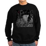 Neon Foot Sweatshirt (dark)
