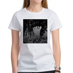 Neon Foot Women's T-Shirt