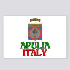 Apulia Italy Postcards (Package of 8)