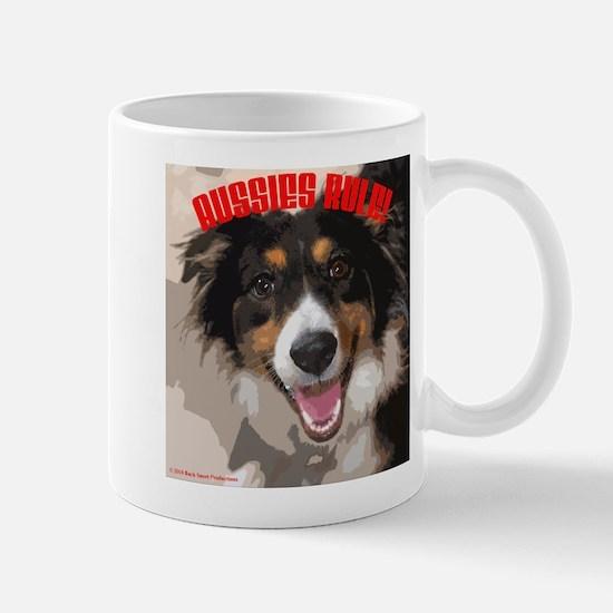 Aussies Rule! Mug