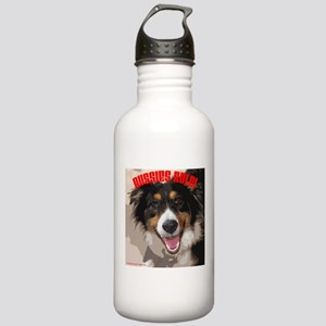 Aussies Rule! Stainless Water Bottle 1.0L