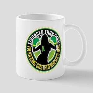 Gastroparesis Boxing Girl Mug