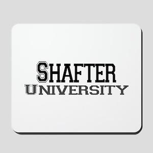 Shafter University Mousepad