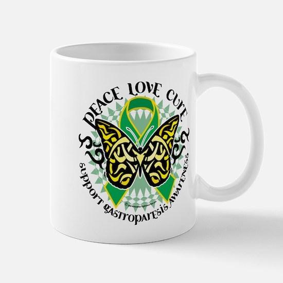 Gastroparesis Tribal Butterfl Mug
