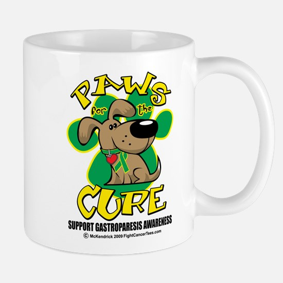 Paws For The Cure Gastropares Mug