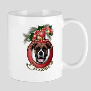 Christmas - Deck the Halls - Boxers Mug