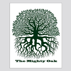 Oak Tree Small Poster
