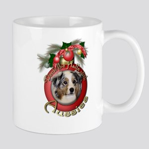 Christmas - Deck the Halls - Aussies Mug