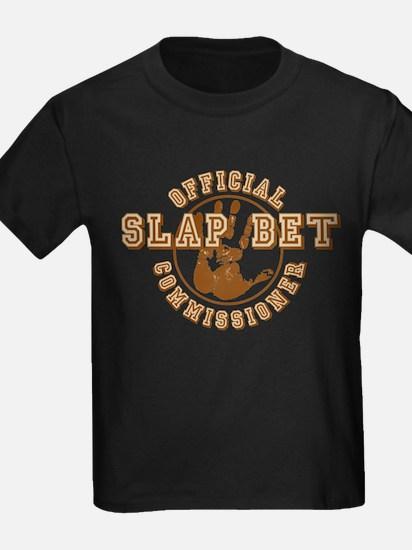 Slap Bet Commissioner T