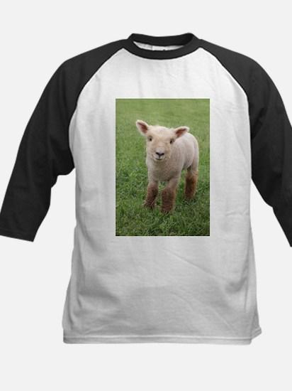 Sweet Lamb Kids Baseball Jersey